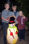 Our grandsons Josh, Roy & Nate, Nov 2011