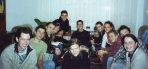First meeting of The Hemingway Book Club of Kosovo