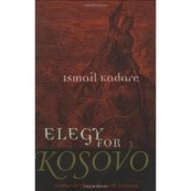 Cover for Elegy for Kosovo