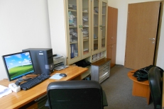 My Office, English Language & Literature Department, UP