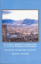Cover of Teaching American Literature at an East European University