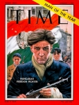 Hungarian Freedom Fighter, Time Man of the Year, Time Magazine, Jan. 1957 (Source: Wikipedia)